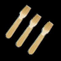 Ложечка деревянная для мороженного 9,4 см. 100шт/уп  BOX (в коробке)