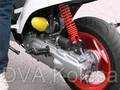 Замена и ремонт амортизаторов скутера