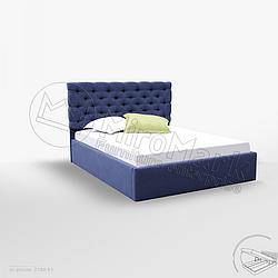 Ліжко двоспальне Софія з підйомником ( 1600*2000) Миро Марк