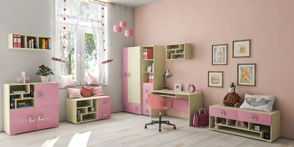 Мебель в детскую комнату Labirynt (BLONSKI)