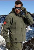 Тактические куртки Softshell