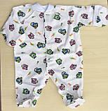 Человечки для новорожденных, фото 2