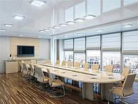 Правильный свет в офисе: виды светильников и нормы освещения