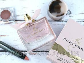 Женская парфюмированная вода Burberry My Burberry Blush (реплика)