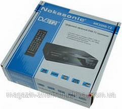 Цифровой эфирный DVB-T2 приемник NOKASONIC NK 3201-T2!Акция, фото 2