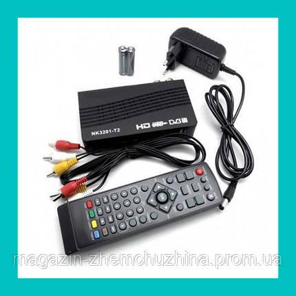 Цифровой телевизионный приемник WIMPEX WX 3201-T2 DVB!Акция, фото 2