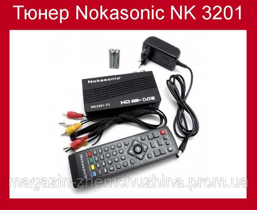 Тюнер Nokasonic NK 3201!Акция, фото 2