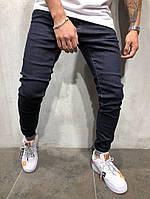 Мужские джинсы  зауженные в стиле Levis