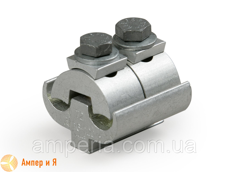 Зажим соединительный плашечный SL4.26 (Al/Cu16-120/Al/Cu16-120) ENSTO