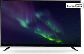Телевизор Sharp LC-49CUG8052E (AM 400Гц, Ultra HD 4K, Smart TV, Wi-Fi, 2х10 Вт Harman-Kardon, DVB-C/T2/S2)