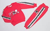 Детский спортивный костюм, спортивный костюм на девочку, костюм с пайетками на девочку