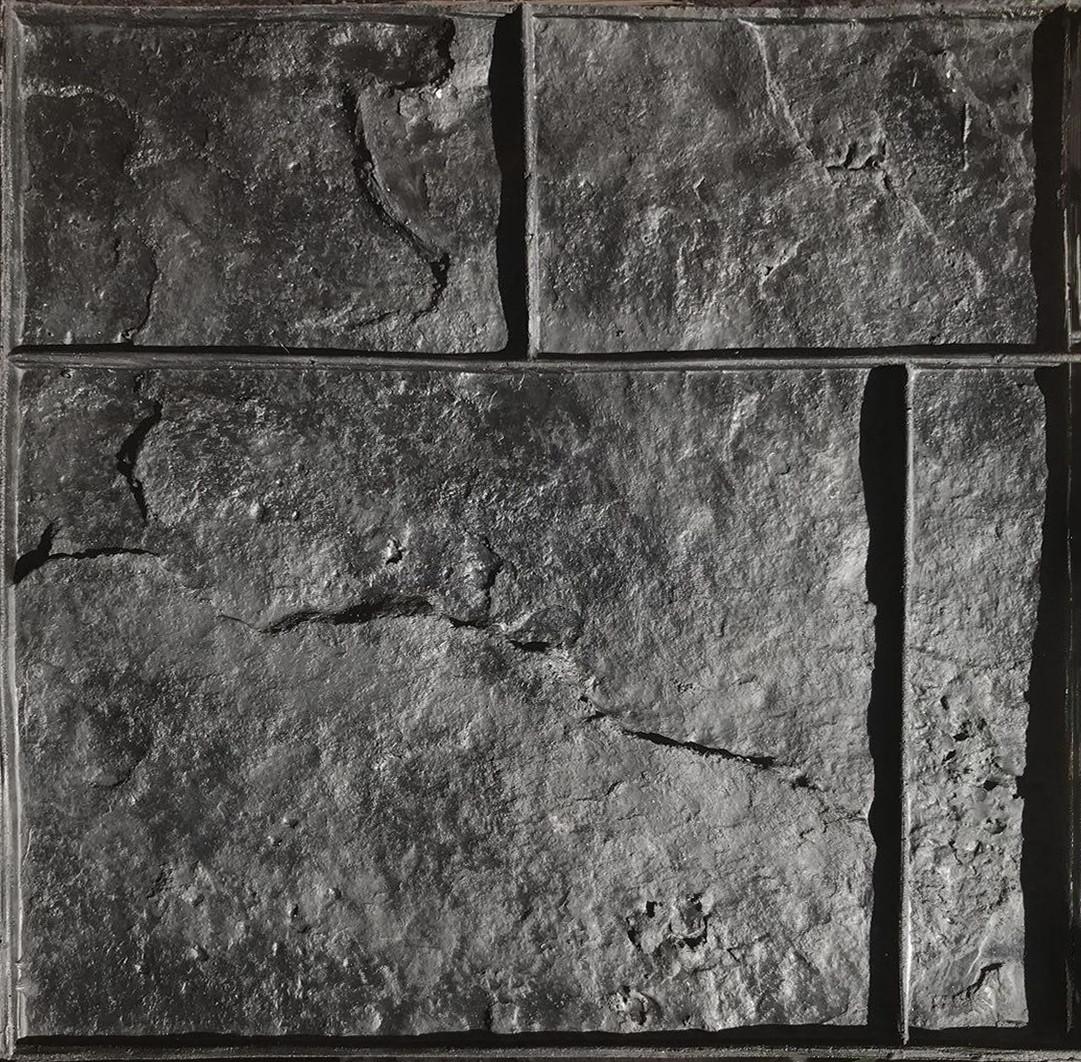 Полиуретановый штамп для декоративного камня 300*300