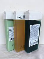Воск в кассетах ItalWax, 100мл для депиляции (Италия), Italvax