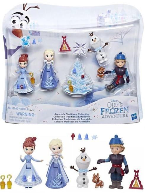"Набор фигурок Холодное сердце ""Традиции Аренделя""Disney Frozen Arendelle Traditions Collection"