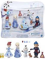 "Набор фигурок Холодное сердце ""Традиции Аренделя""Disney Frozen Arendelle Traditions Collection, фото 1"