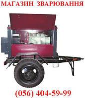 Агрегат сварочный дизельный АДД-4002 У1 на шасси
