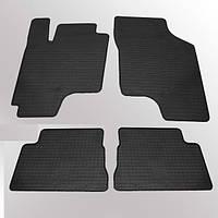 Ковры резиновые Hyundai Getz 02- 4шт. STINGRAY