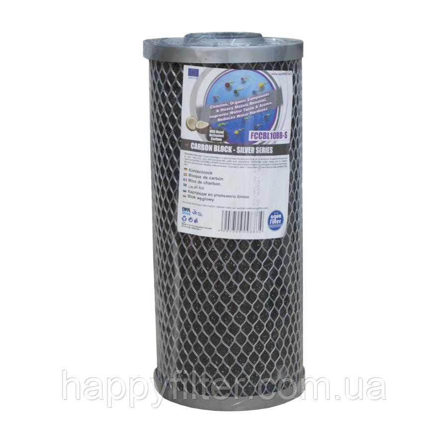Картридж Aquafilter FCCBL10BB-S (удаление хлора)