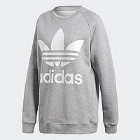 Женская толстовка Adidas Originals Trefoil Oversize (Артикул: DH3125), фото 1