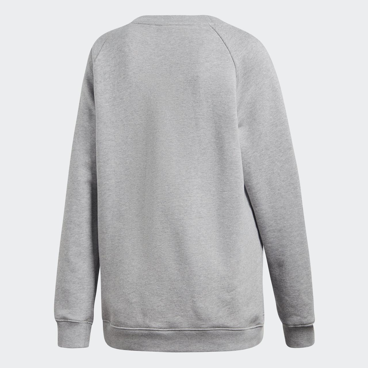 6e4a9553 ... Женская толстовка Adidas Originals Trefoil Oversize (Артикул: DH3125),  ...