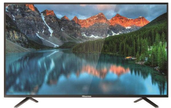 Телевизор Hisense LTDN50K220 (50 дюймов, Smart TV, Full HD, Dolby Digital Plus, WLAN)