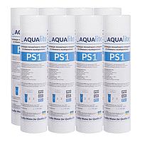 Комплект картриджей механической очистки Aqualite PS1 P8 (1 микрон)