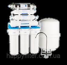 Фильтр обратного осмоса Aquafilter FRO7JGM Голубая лагуна 7 (FRO5MA-RX-RO6 BIO)