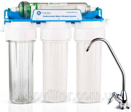 Проточный фильтр с капиллярной мембраной Aquafilter FP3-HJ-K1