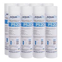 Комплект картриджей механической очистки Aqualite PS20 P8 (20 микрон)