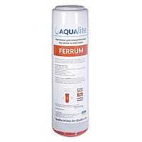 Картридж для удаления железа Aqualite Ferrum