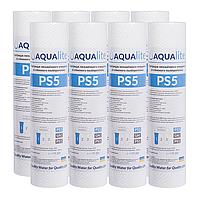 Комплект картриджей механической очистки Aqualite PS5 P8 (5 микрон)