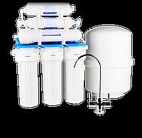 Фильтр обратного осмоса Aquafilter FRO5JGM Голубая лагуна 5 (FRO5M-RX-RO6)