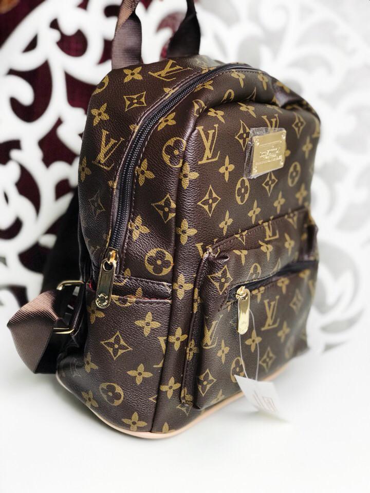Рюкзак в стиле луи Luise Lourant копия!
