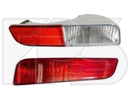 Фонарь задний в бампер Mitsubishi Outlander III '12-15 (кроме XL) левы