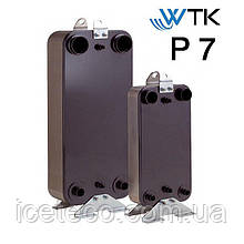Пластинчатый теплообменник WTK P7–24 EVF