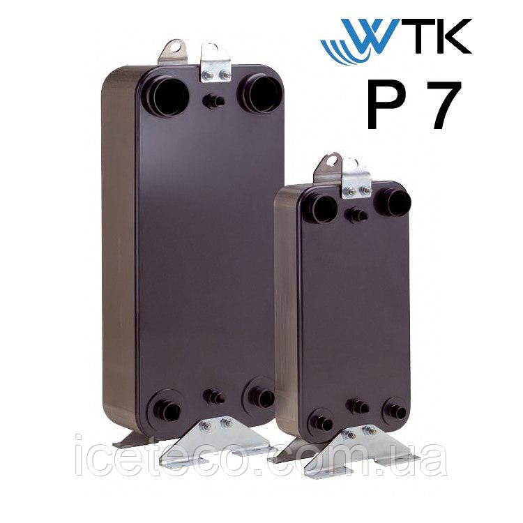 Пластинчатый теплообменник WTK P7–40 EVF