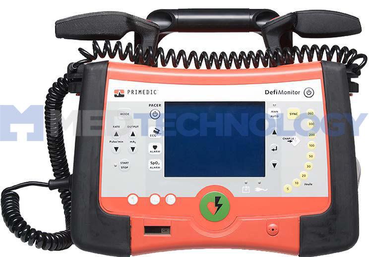 DefiMonitor XD110  (Primedic) Дефибриллятор-монитор