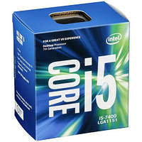 Процесор Intel Core i5-7400 3.0 GHz LGA1151 BOX