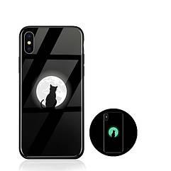 Чехол накладка xCase на iPhone 6/6s Luminous case №11