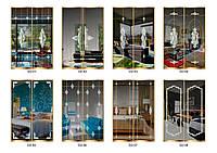 Каталог  витражных рисунков для шкафов, фото 1