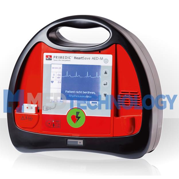 Наружный дефибриллятор c Ручным/Автоматическим режимами работы, PRIMEDIC™ HeartSave 6