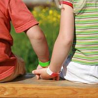 Контрольные браслеты - сфера их применения