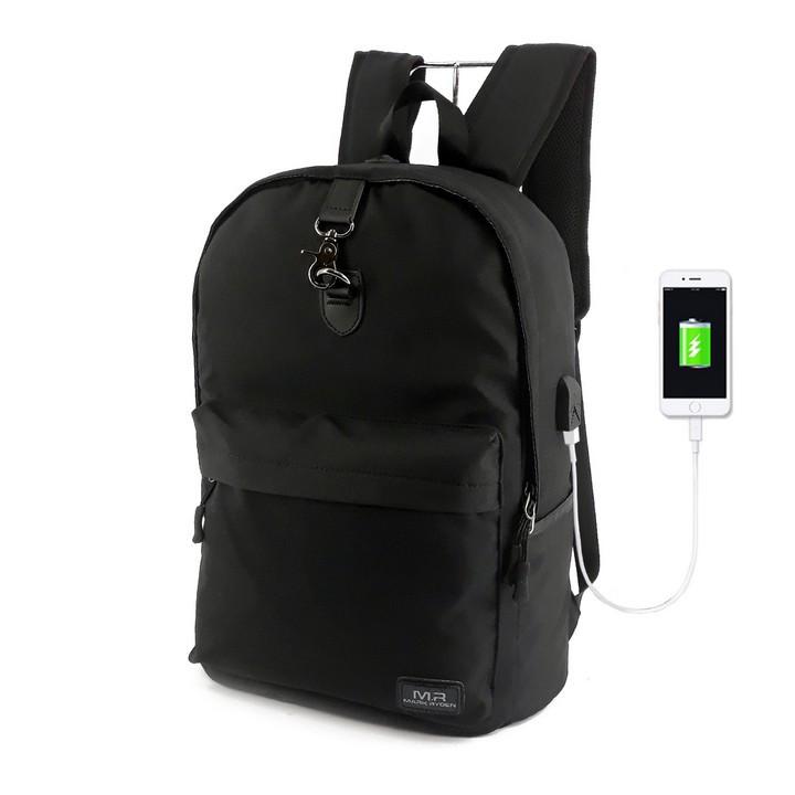 Городской рюкзак Mark Ryden Lucky MR5968 Black черный (рюкзаки для ноу