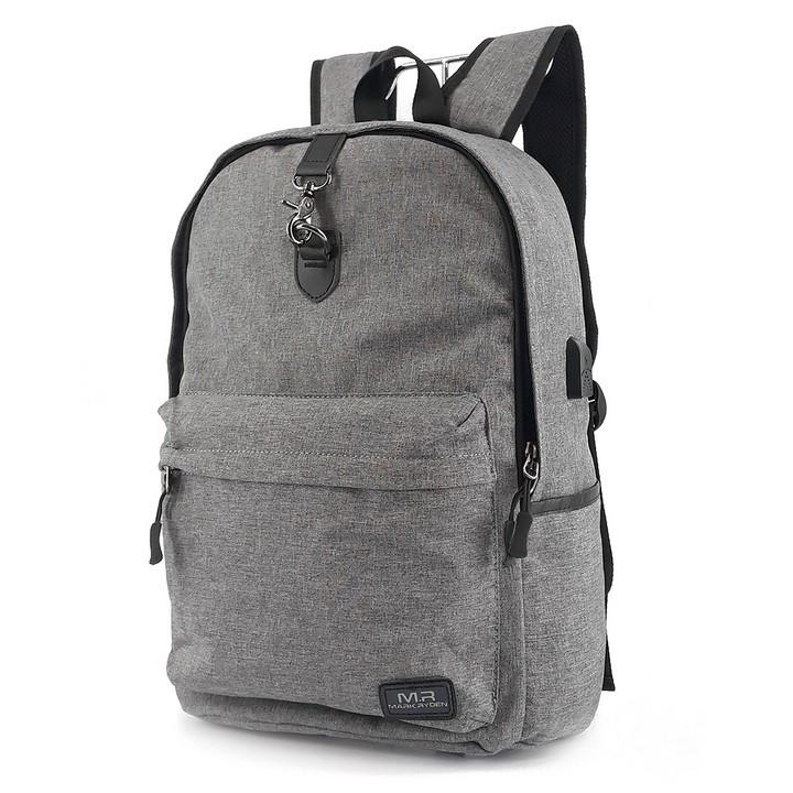 Городской рюкзак Mark Ryden Lucky MR5968 Gray серый (рюкзаки для ноутб