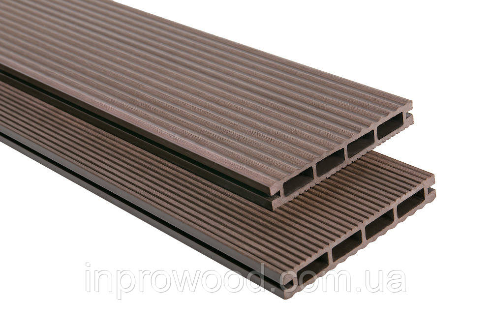 ТЕРАСНА ДОШКА Polymer&Wood LITE 138x19x2200