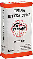 Terralit Тепла штукатурка Внутрішня Хмельницький