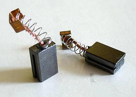Щетки меднографитовые, електрографитовые для двигателей, генераторов