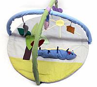 Коврик Игровой «Улитка» Детский Для Новорожденных