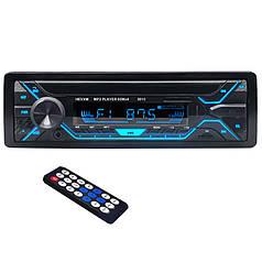 ☛Автомагнитола 1 din HEVXM 3010 громкая связь функция Bluetooth microSD MP3 AUX FM пульт управления