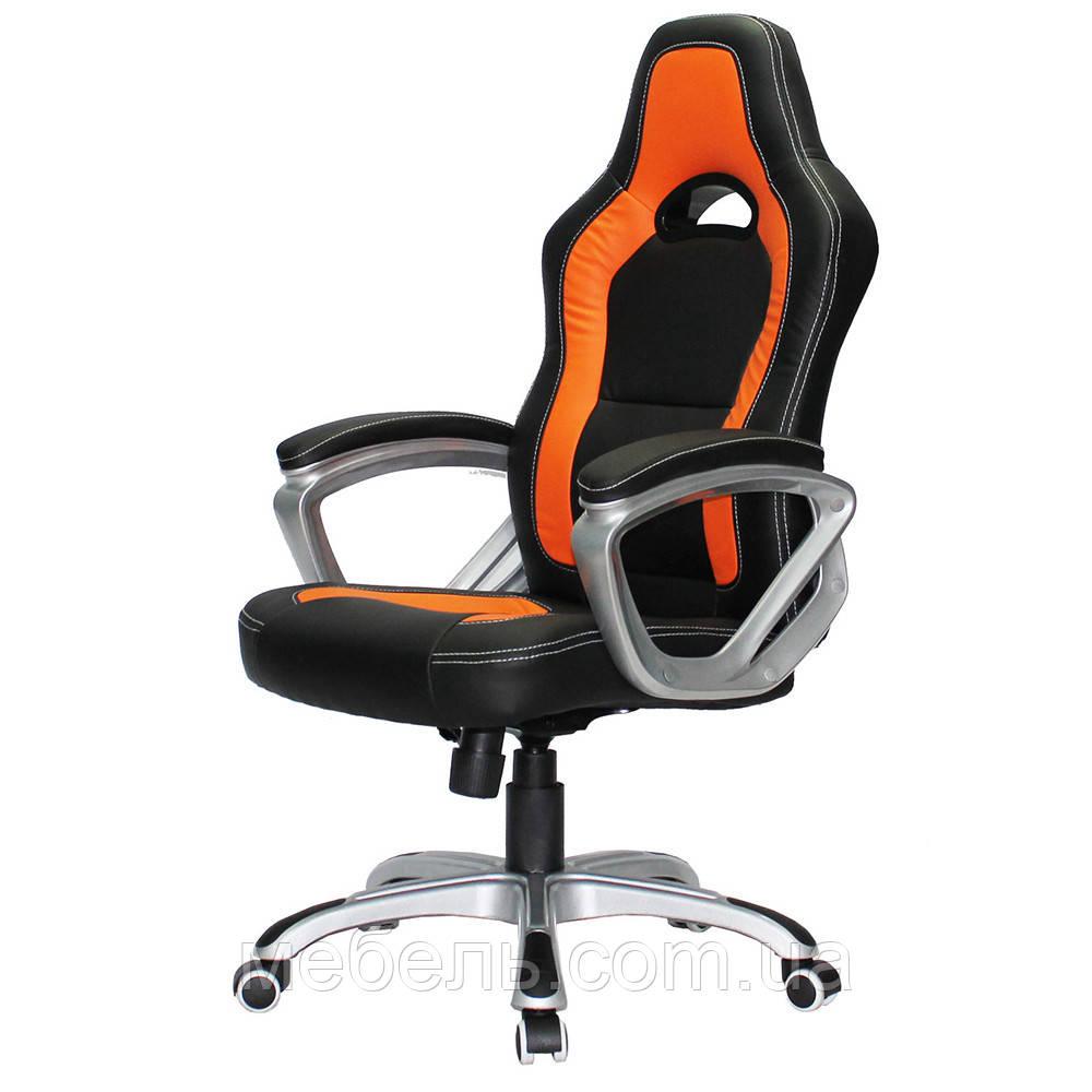 Детское компьютерное кресло Barsky Sportdrive Game Orange SD-14